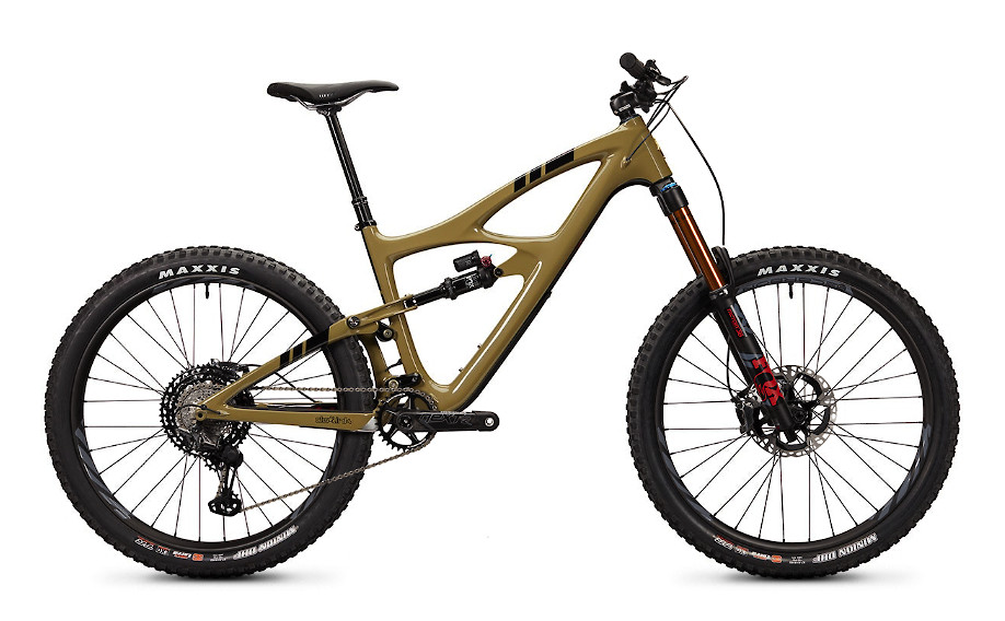 2020 Ibis Mojo HD5 XTR - Brown Pow