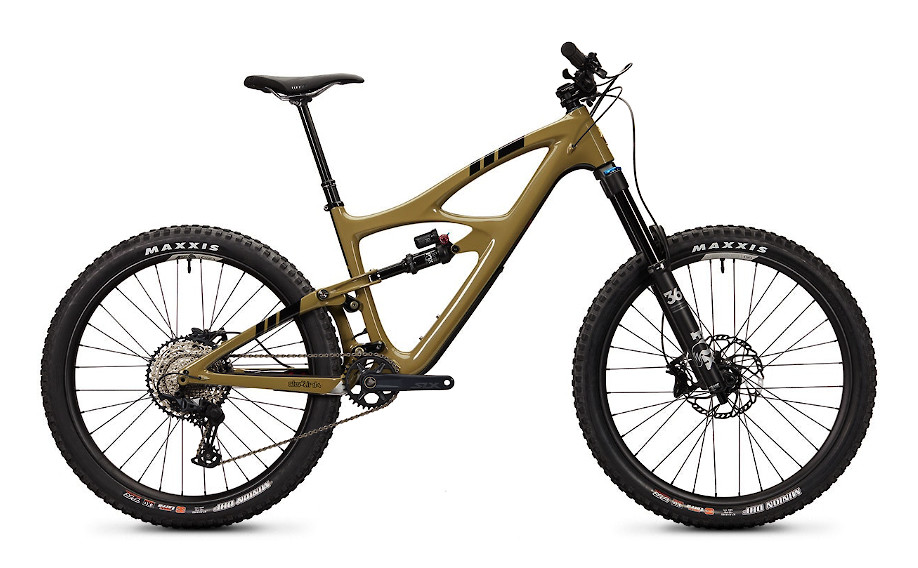 2020 Ibis Mojo HD5 SLX - Brown Pow