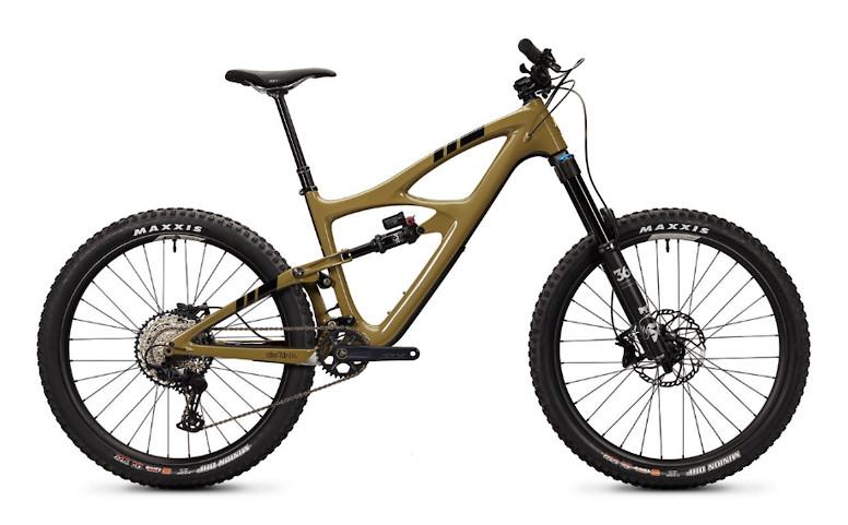 2020 Ibis Mojo HD5 SLX - Brown Pow
