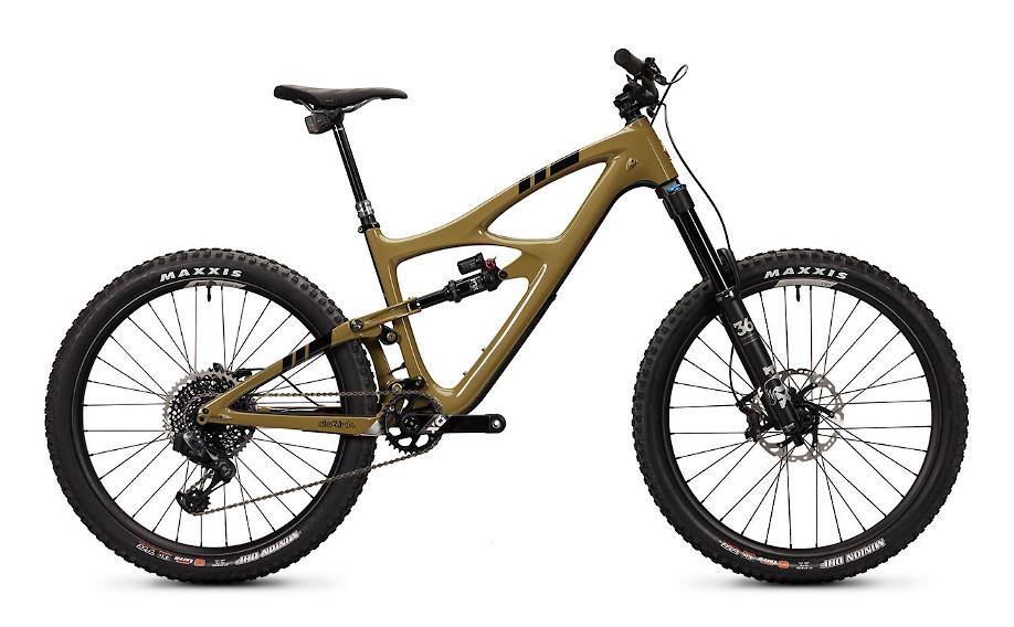 2020 Ibis Mojo HD5 X01 Eagle AXS - Brown Pow