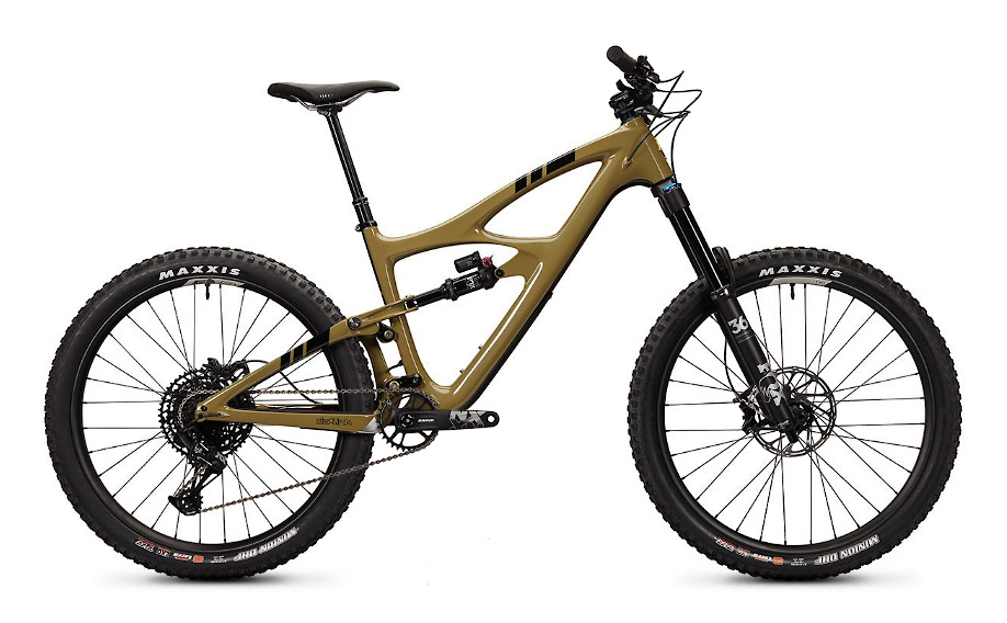 2020 Ibis Mojo HD5 NX Eagle - Brown Pow