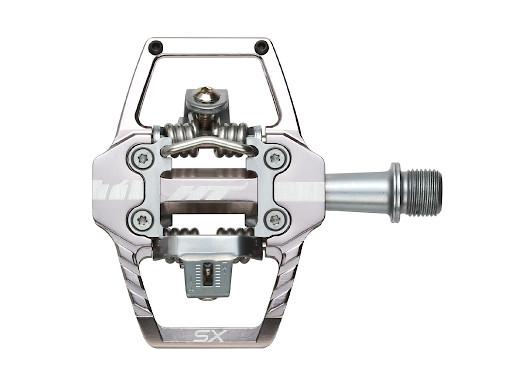 Ht Components T-1 Sx Clip Pedals Blue