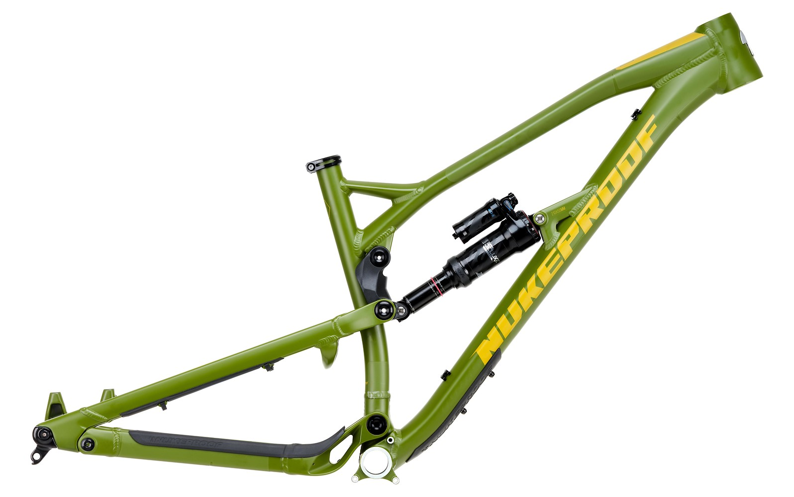 Nukeproof Mega 290 Frame - Military Green
