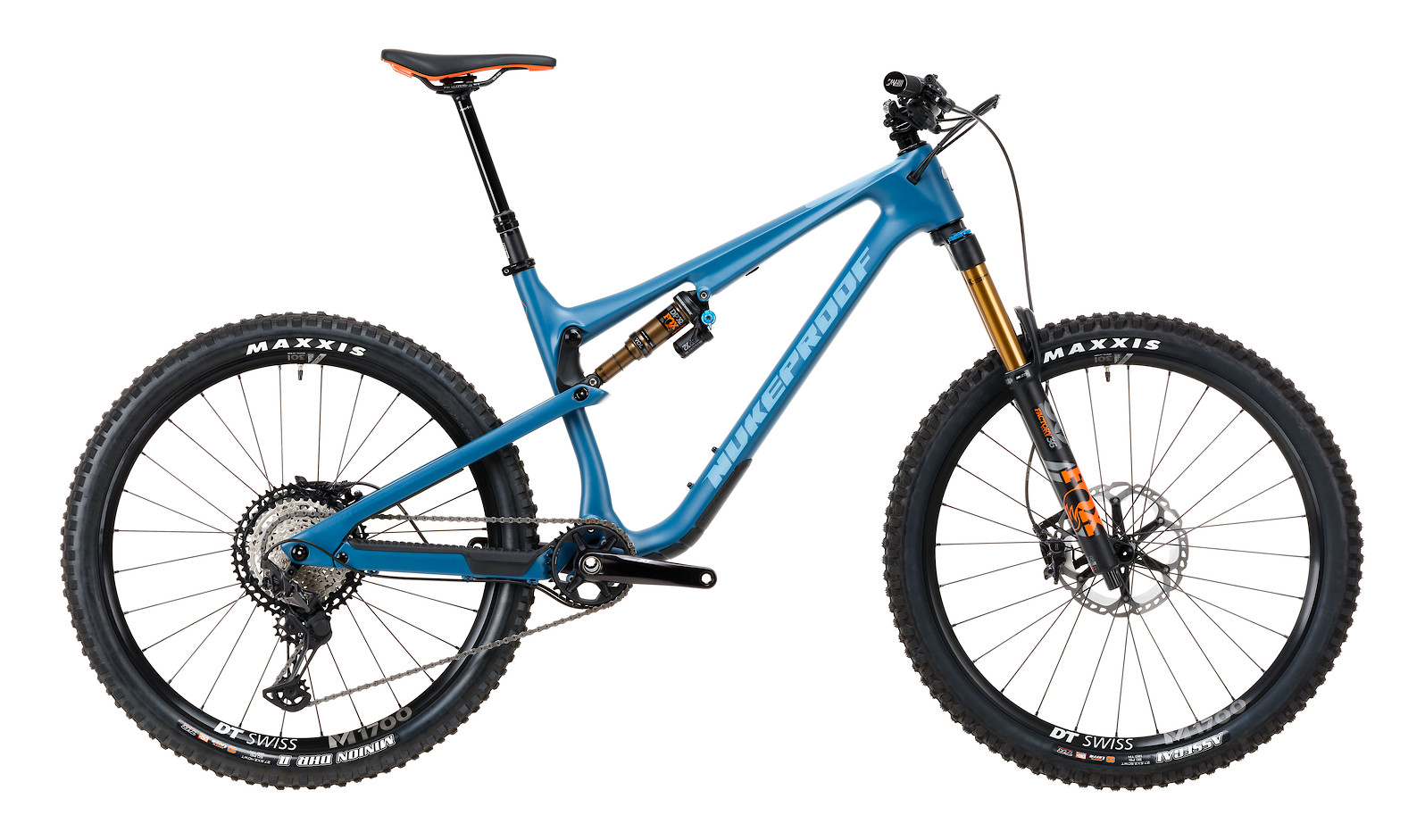2020 Nukeproof Reactor 275c Factory