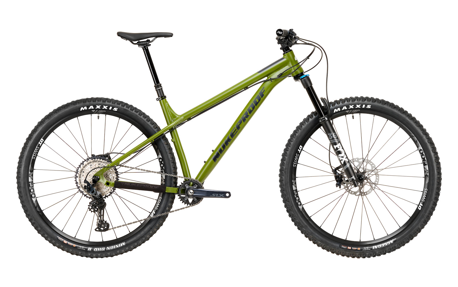 2020 Nukeproof Scout 290 Expert