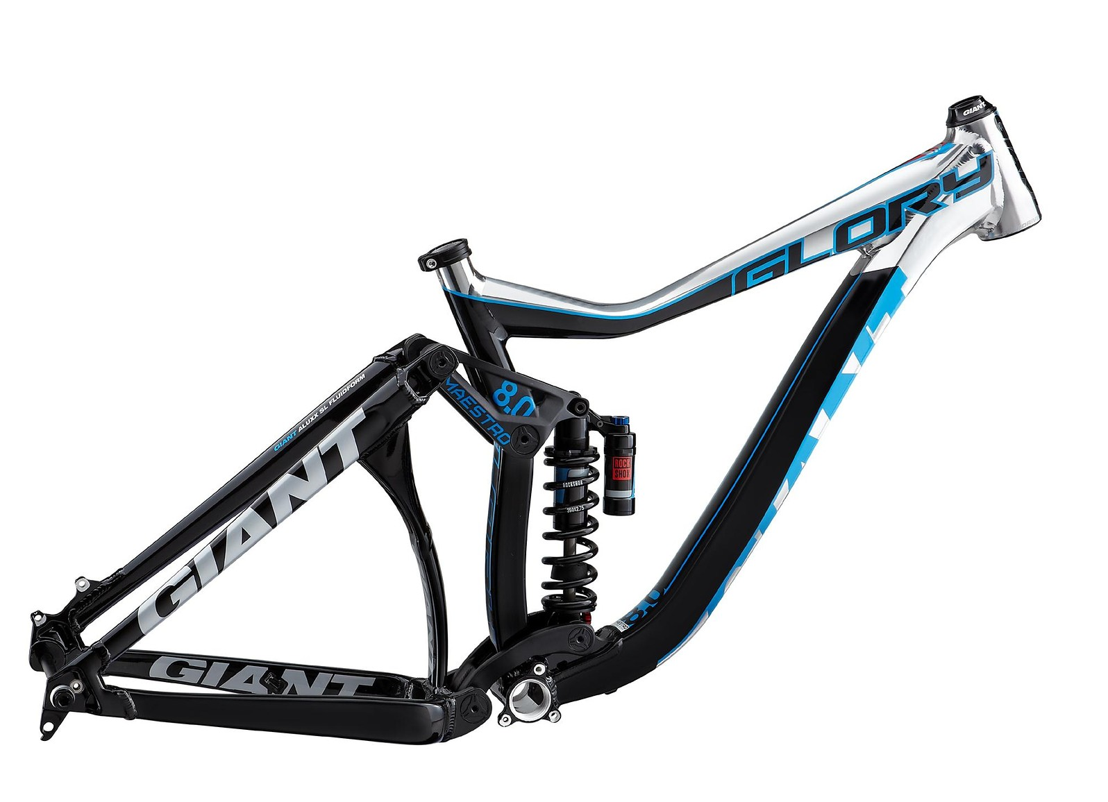 Giant Glory - 2013 Frame - Reviews, Comparisons, Specs - Mountain ...