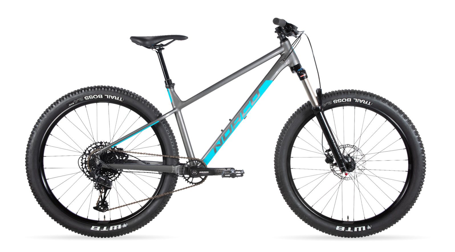 2020 Norco Fluid HT 2 Women's