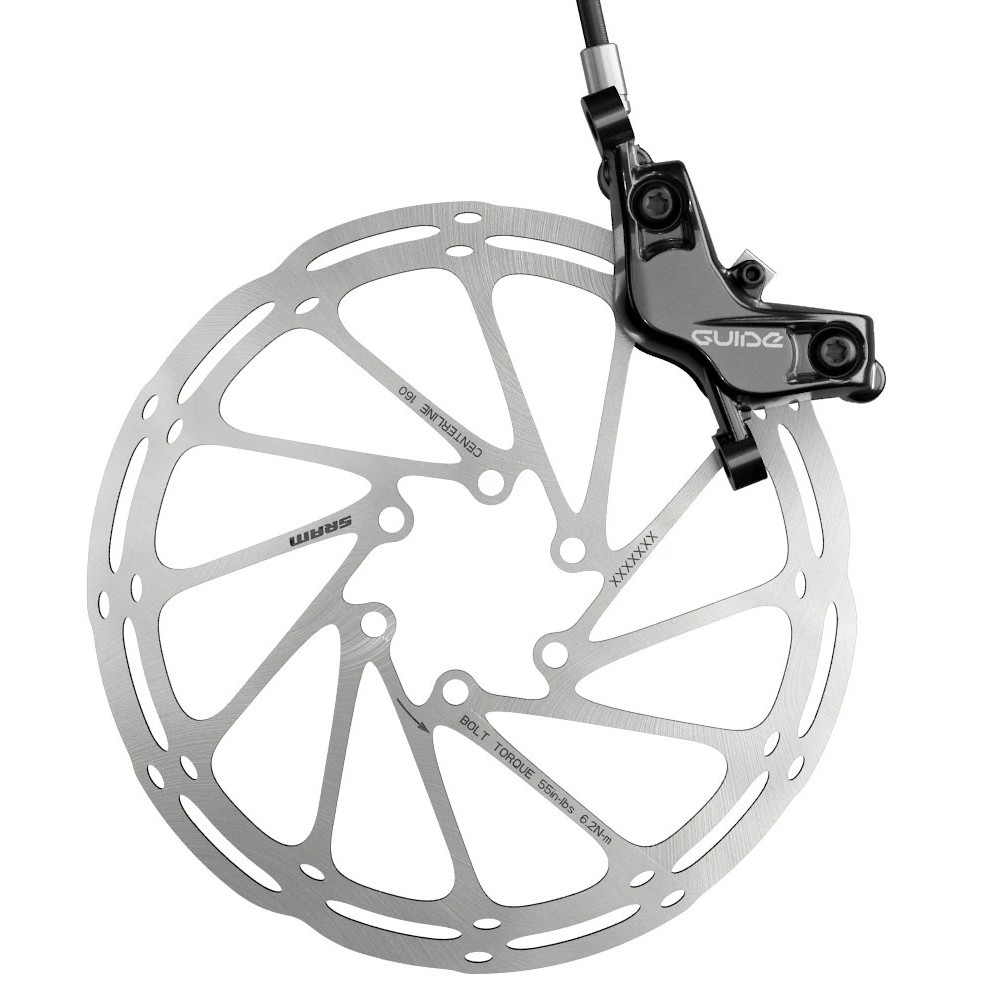 SRAM Guide T Disc Brake Set FREE INT SHIPPING NEW IN BOX