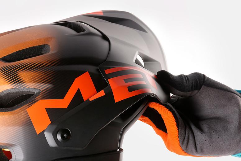 MET Parachute MCR visor
