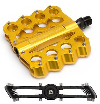 Speedplay Brass Knuckles Flat Pedal Reviews Comparisons Specs Mountain Bike Flat Pedals Vital Mtb
