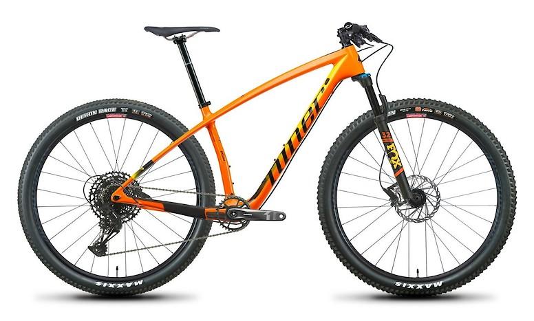 2020 Niner AIR 9 RDO 2-Star SRAM SX (Orange)