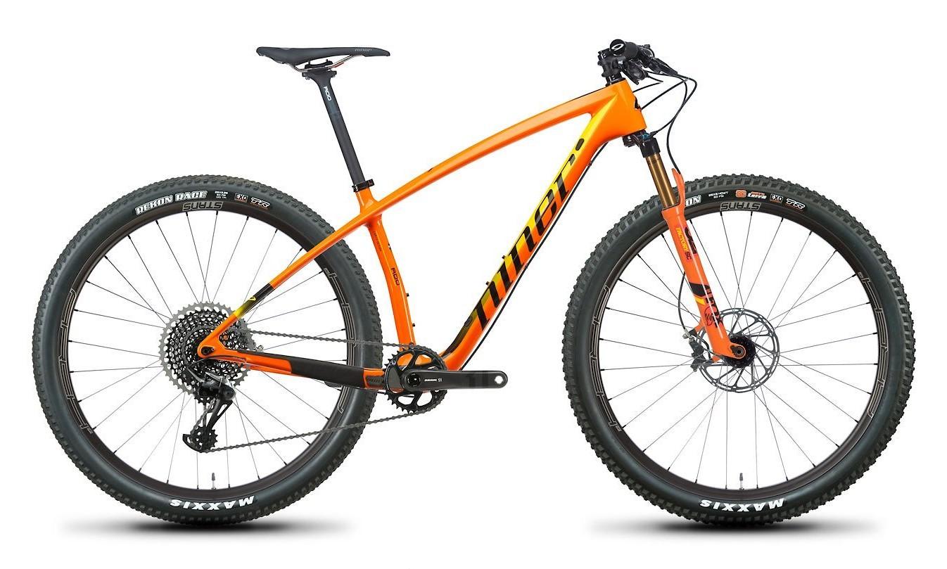 2020 Niner AIR 9 RDO 5-Star SRAM X01 (Orange)
