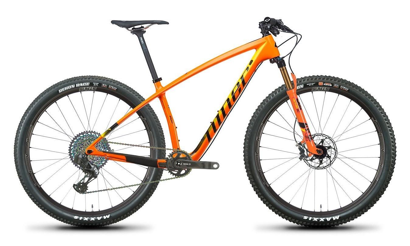 2020 Niner AIR 9 RDO 5-Star SRAM X01 AXS LTD (Orange)