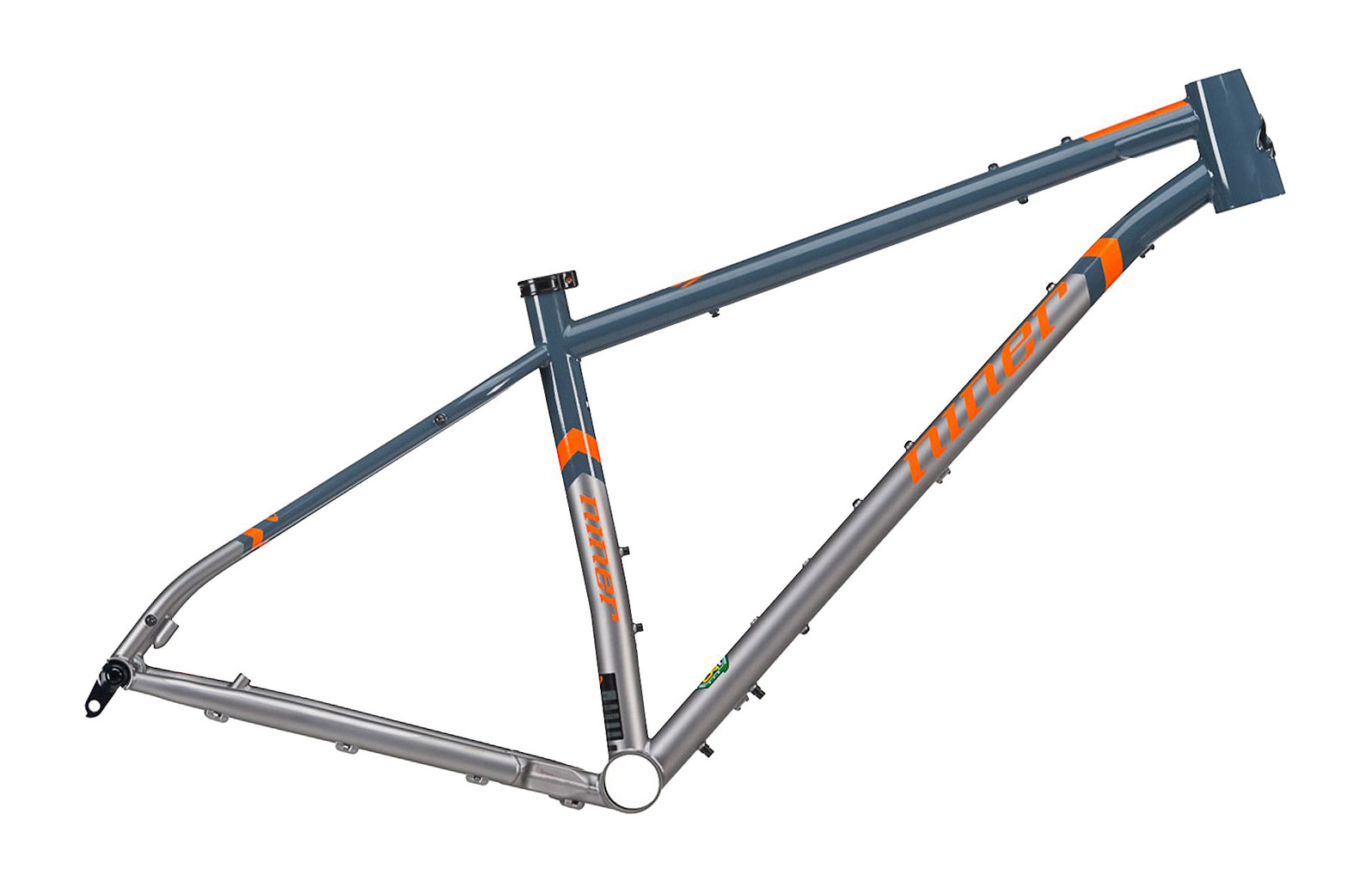 Niner SIR 9 frame - Slate Blue/Orange