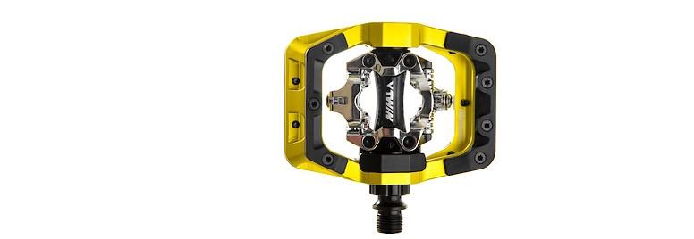 DMR V-Twin Yellow
