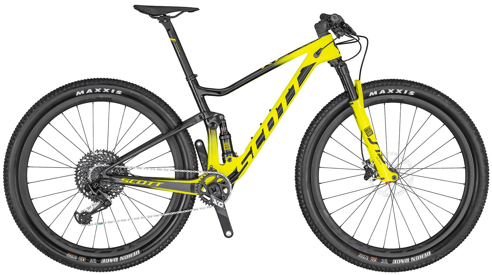 2020 Scott Spark RC 900 World Cup