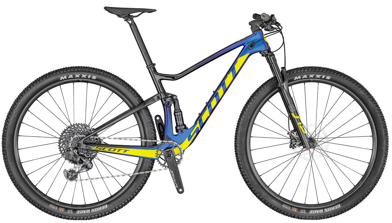 2020 Scott Spark RC 900 Team Issue AXS