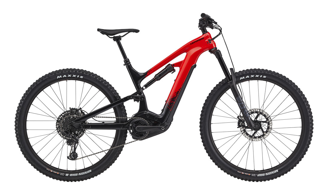 2020 Cannondale Moterra NEO 2