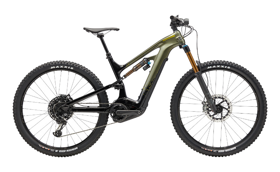 2020 Cannondale Moterra NEO 1