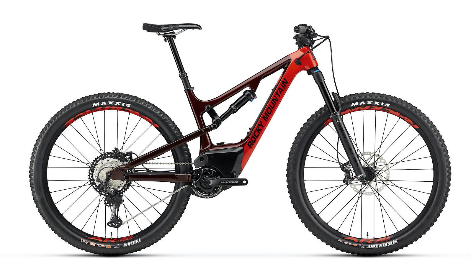 2020 Rocky Mountain Instinct Powerplay Carbon 70 (red)