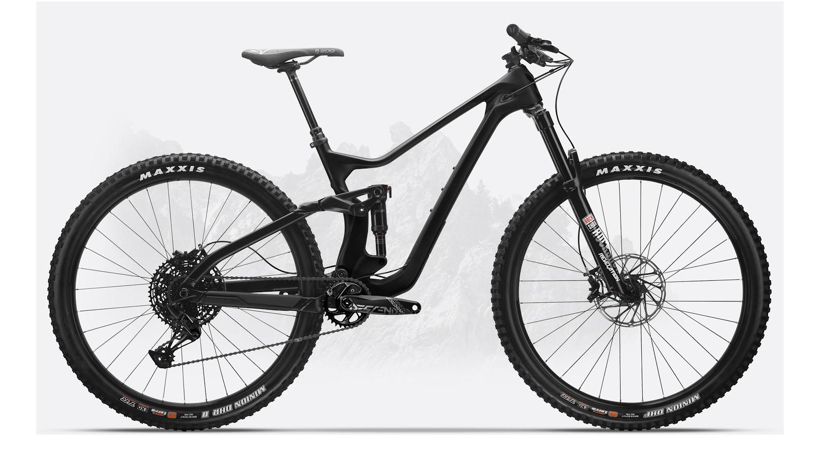 2020 Devinci Troy Carbon/Alu 29 NX/GX