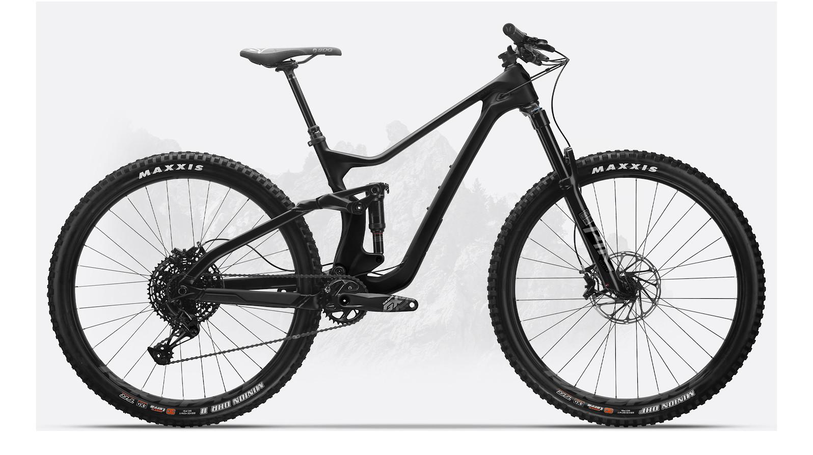 2020 Devinci Troy Carbon/Alu 29 GX