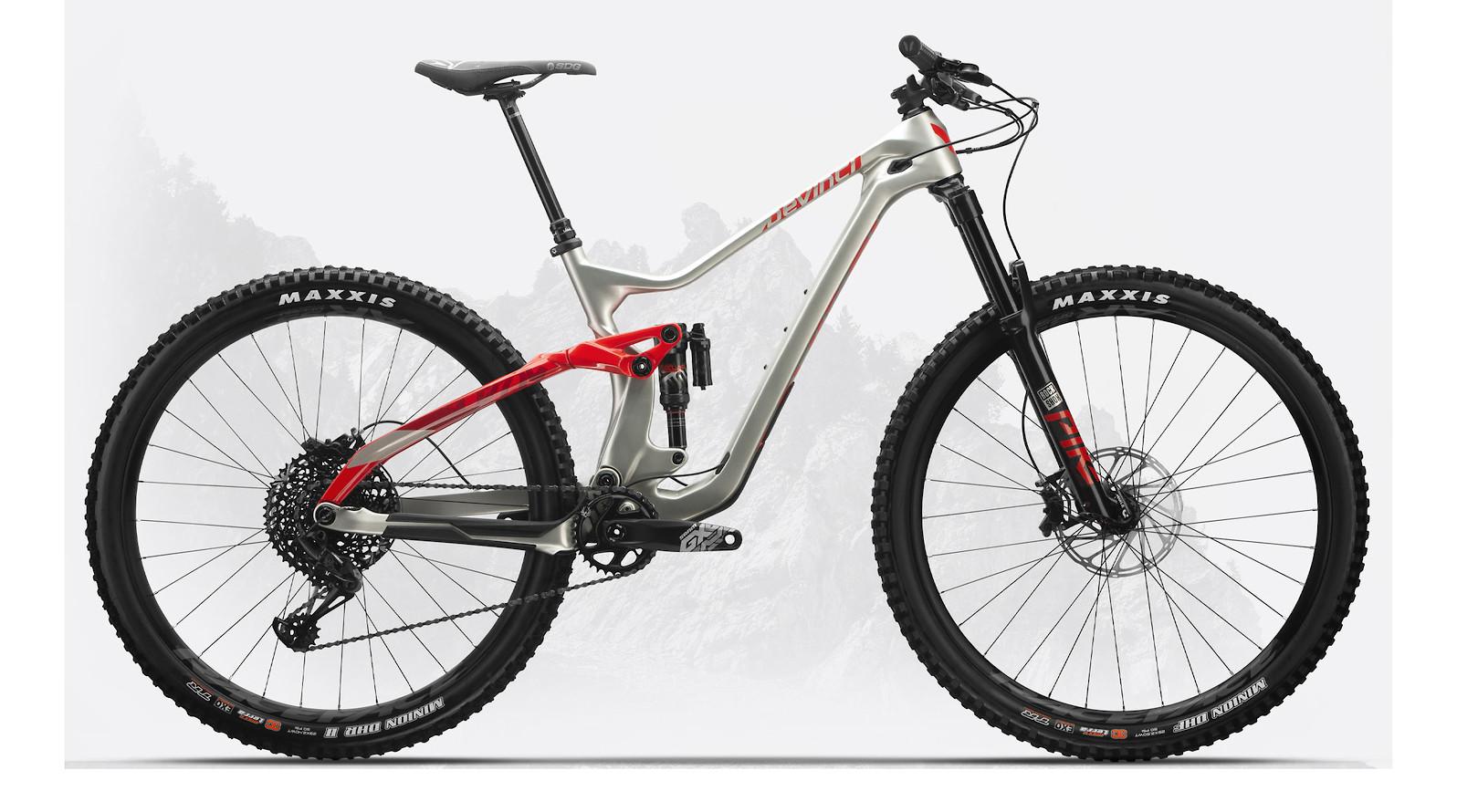 2020 Devinci Troy Carbon 29 GX