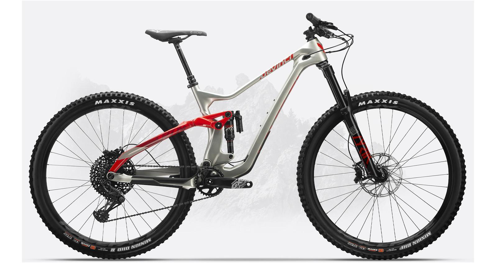 2020 Devinci Troy Carbon 29 X01 LTD