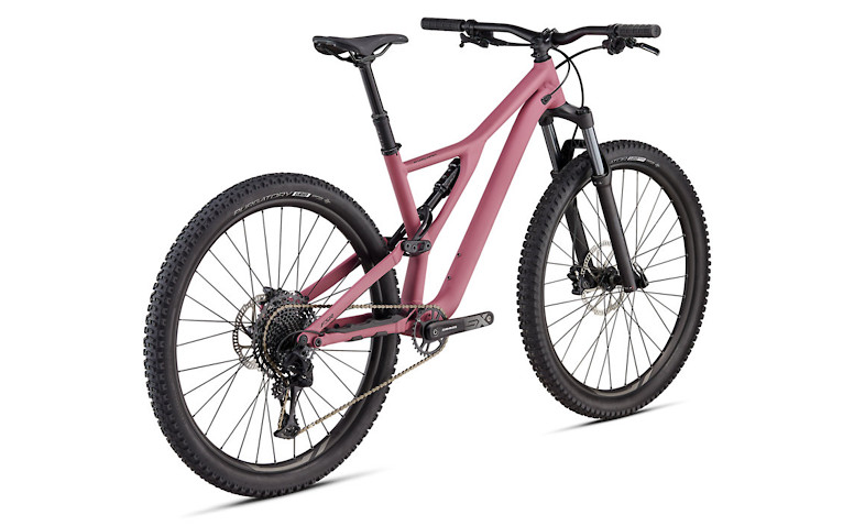 2020 Specialized Stumpjumper ST Alloy 29 - Satin Dusty Lilac / Black