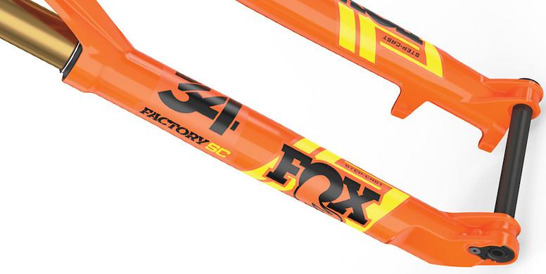 FOX 34 Step-Cast FLOAT Factory 2020