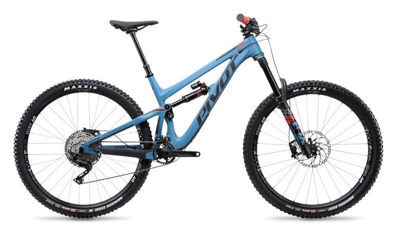 2020 Pivot Firebird 29 Slate Blue Race XT 12-Speed