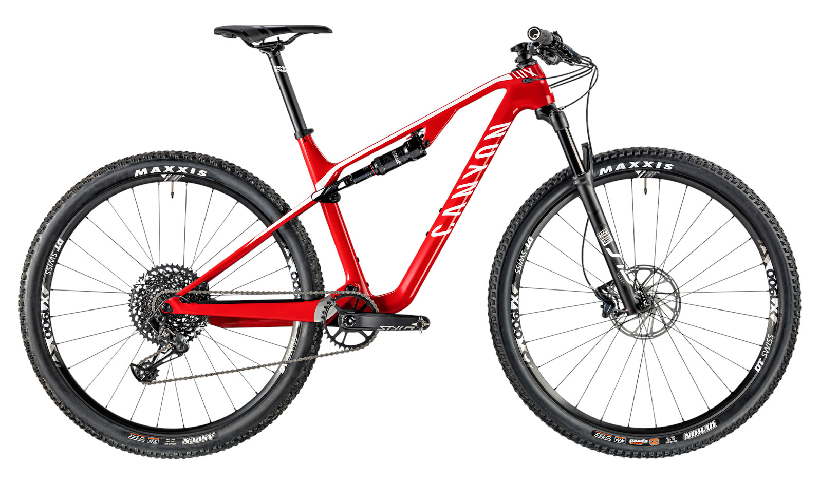 2020 Canyon Lux CF SL 6.0