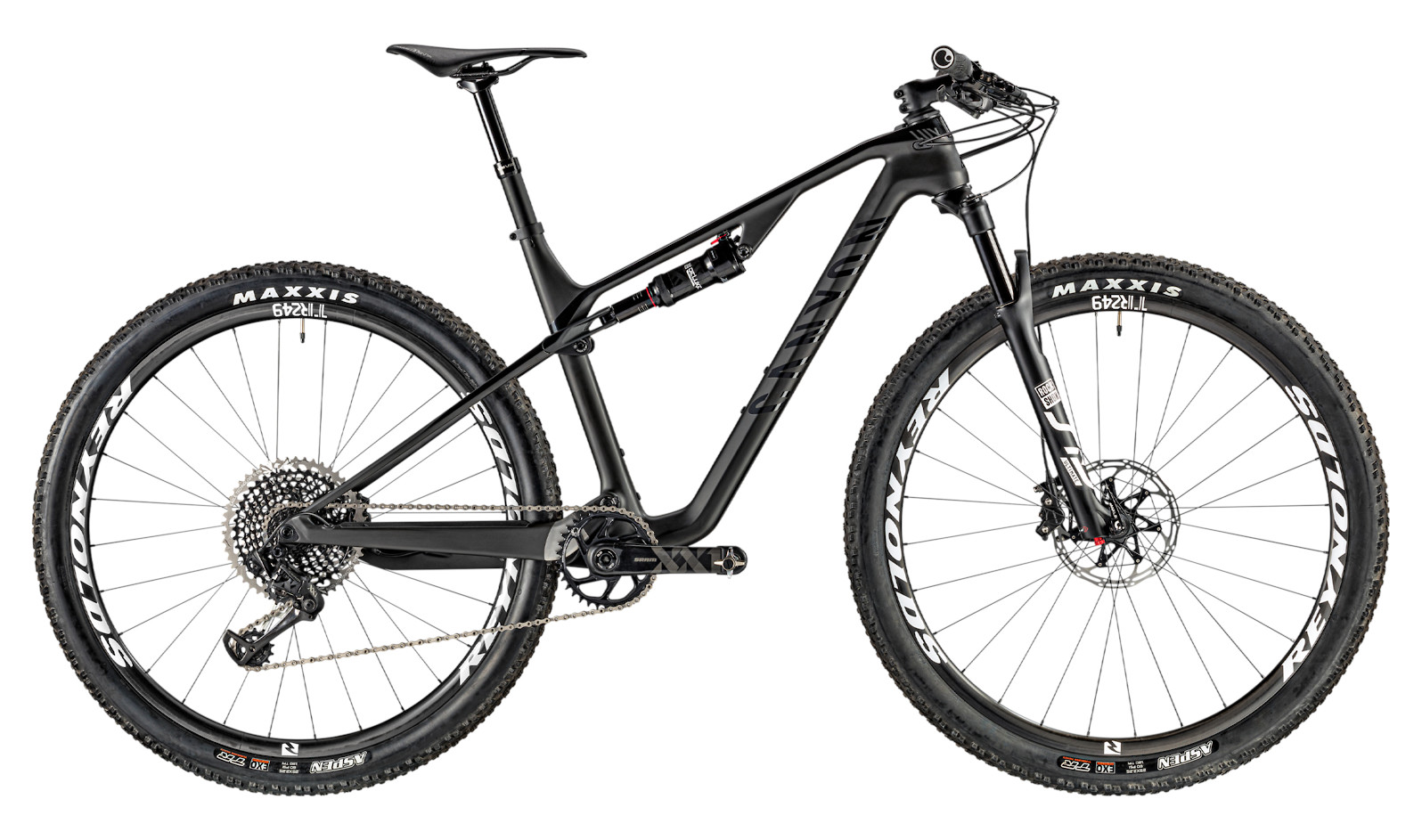 2020 Canyon Lux CF SLX 9.0