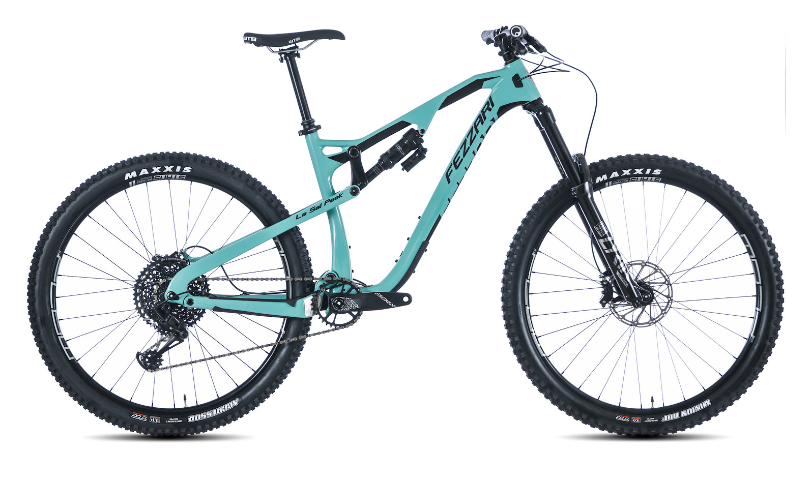 2020 Fezzari La Sal Peak Elite (Glacier Teal and Black)