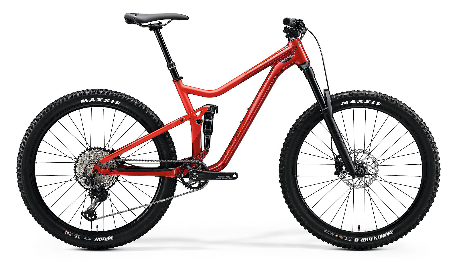 2020 Merida One-Forty 700 (Glossy Xmas Red/Matte Red)