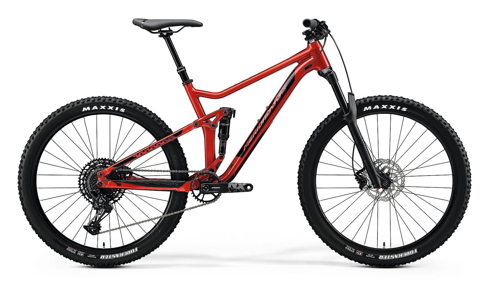 2020 Merida One-Twenty 7. 600 (Glossy Xmas Red/Black)