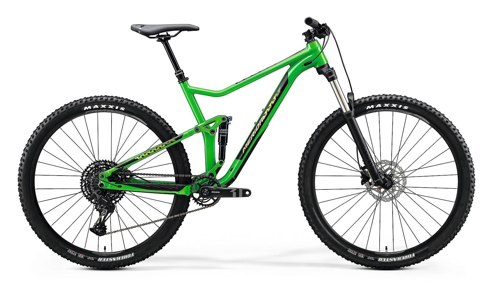 2020 Merida One-Twenty 9. 400 (Glossy Green/Black)