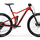2020 Merida One-Twenty 9. 600 Bike