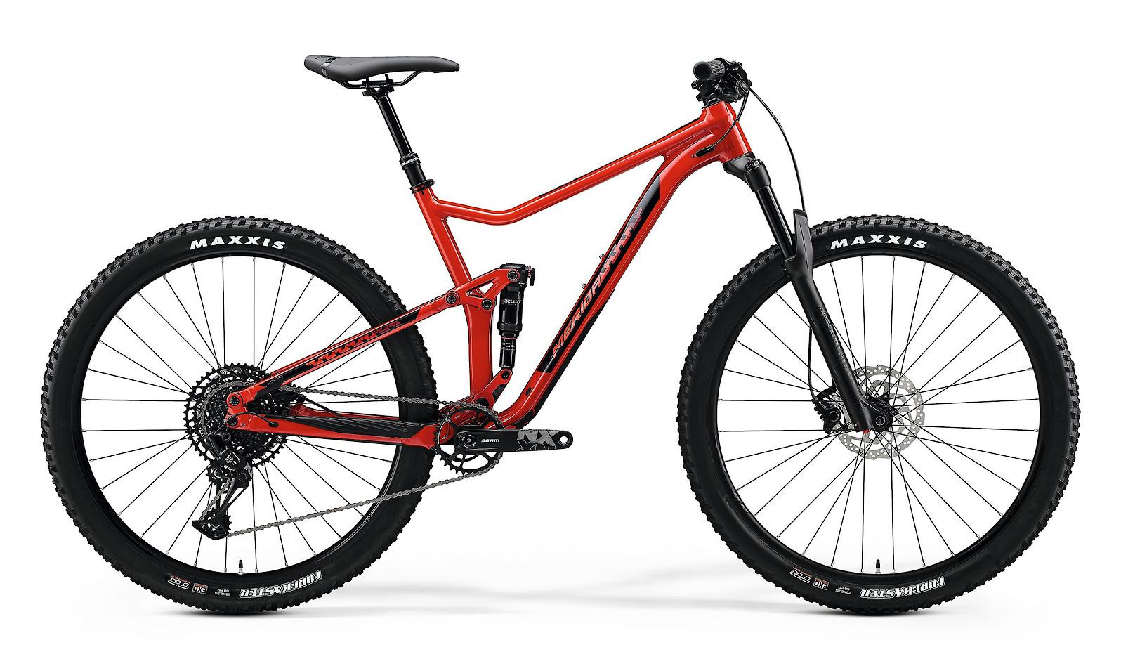 2020 Merida One-Twenty 9. 600 (Glossy Xmas Red/Black)