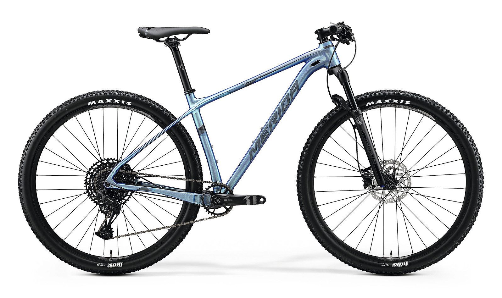 2020 Merida Big.Nine Limited-AL (Silk Sparkling Blue/Silver-Blue)