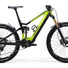 2020 Merida eOne-Sixty 9000 E-Bike