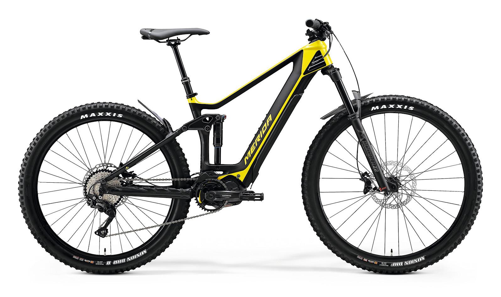 2020 Merida eOne-Forty 5000 (Glossy Bright Yellow/Matte Black)