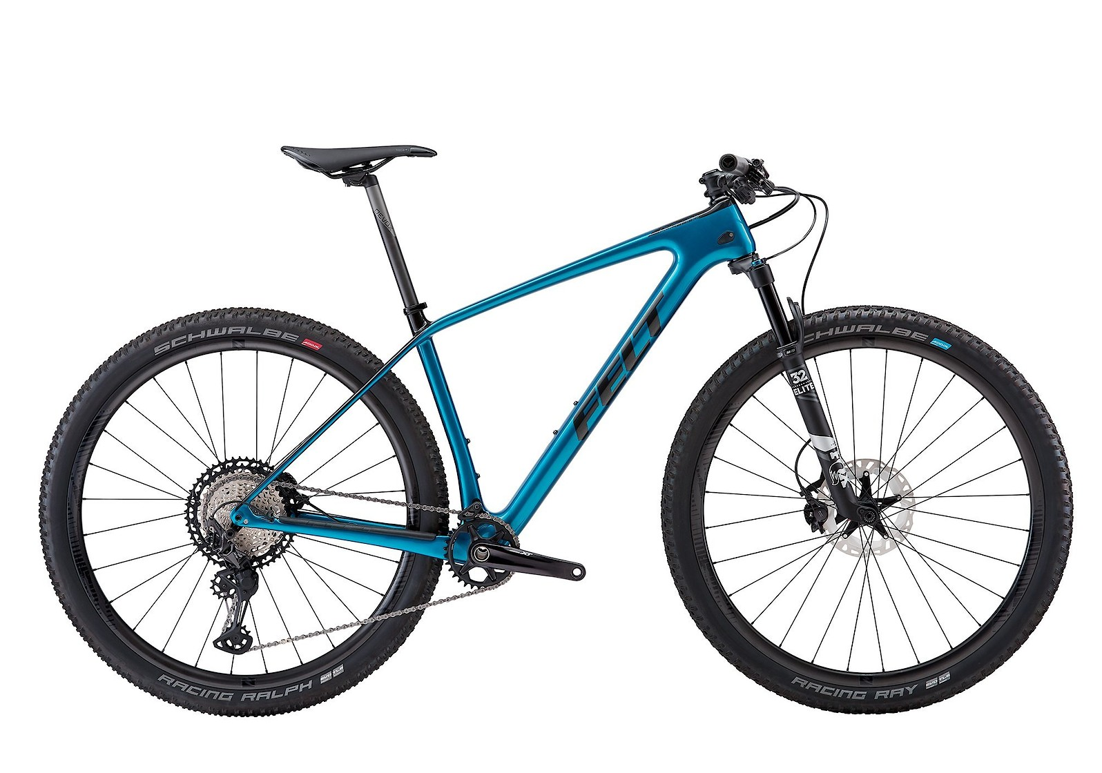 2020 Felt Doctrine Advanced XT - Aqua