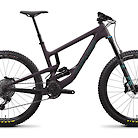 2020 Santa Cruz Nomad Carbon S Bike