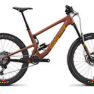 2020 Santa Cruz Bronson Carbon CC XTR Reserve Bike