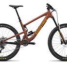2020 Santa Cruz Bronson Carbon CC X01 Bike