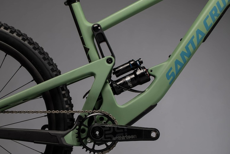 2020 Santa Cruz Bronson Carbon (may show different build)