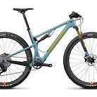 2020 Santa Cruz Blur Carbon CC XX1 AXS Reserve Bike