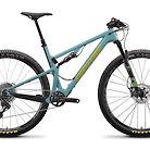 2020 Santa Cruz Blur Carbon CC X01 TR Bike
