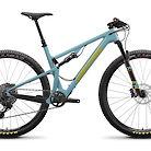 2020 Santa Cruz Blur Carbon C S TR Bike